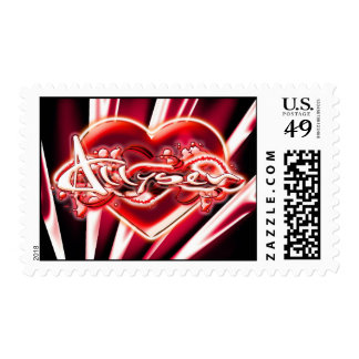 Allysen Postage Stamp