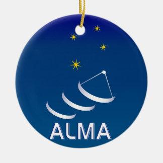 ALMA CERAMIC ORNAMENT