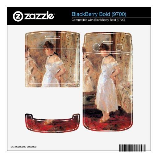 Alma de Berthe Morisot Calcomanía Para BlackBerry
