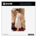 Alma de Berthe Morisot iPod Touch 4G Calcomanías