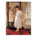 Alma de Berthe Morisot Tarjeta Postal