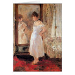 Alma de Berthe Morisot Tarjetas