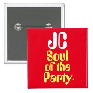 """Alma de JC de Jeremy Corbyn """"de la insignia del Pin Cuadrado"""