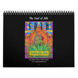 ¡Alma de la seda Calendario