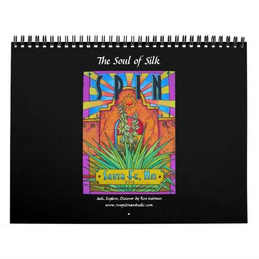 ¡Alma de la seda! Calendario