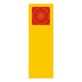 Alma de la señal del solenoide tarjetas de visita mini