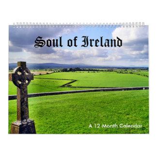 Alma del calendario de Irlanda