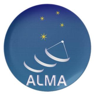 ALMA DINNER PLATE