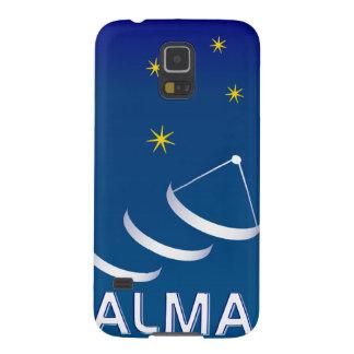 ALMA FUNDAS PARA GALAXY S5