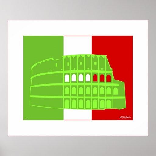 Alma italiana - passepartout impresiones