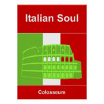 Alma italiana posters