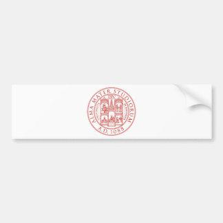 Alma Mater Studiorum Bumper Sticker