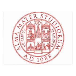 Alma Mater Studiorum Postcard