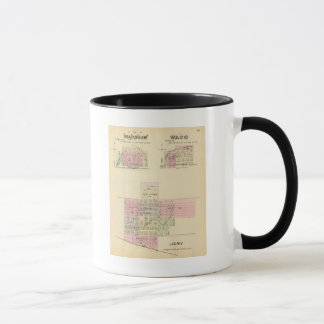 Alma, Nebraska Mug