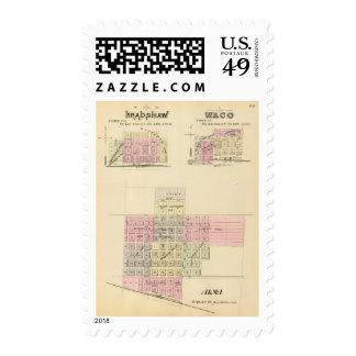 Alma, Nebraska Stamps