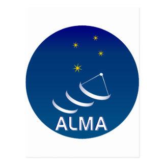 ALMA POSTCARD