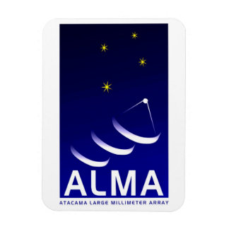 ALMA RECTANGULAR MAGNETS