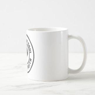 Alma septentrional taza de café
