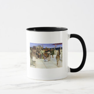 Alma-Tadema |A Dedication to Bacchus Mug