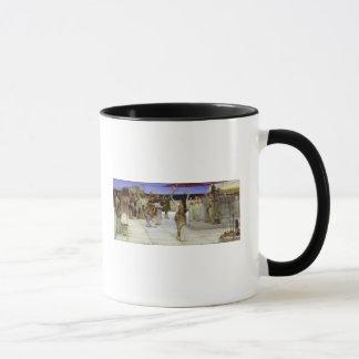Alma-Tadema | A Dedication to Bacchus Mug