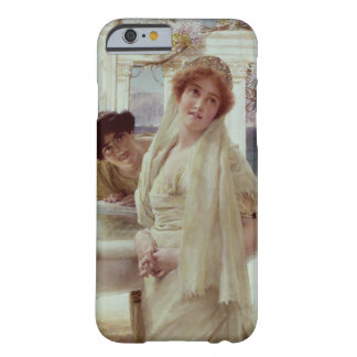 Alma-Tadema | A Difference of Opinion Barely There iPhone 6 Case