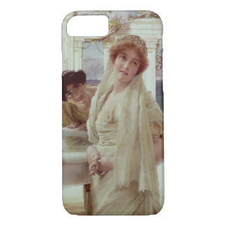 Alma-Tadema | A Difference of Opinion iPhone 8/7 Case