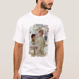 Alma-Tadema | A Difference of Opinion T-Shirt