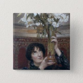 Alma-Tadema | A Flag of Truce, 1900 Button