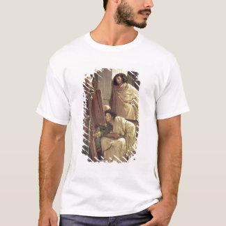 Alma-Tadema | A Visit to the Studio, 1873 T-Shirt