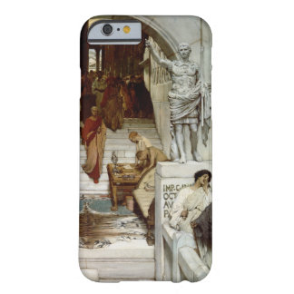 Alma-Tadema | An Audience at Agrippa's, 1875 Barely There iPhone 6 Case