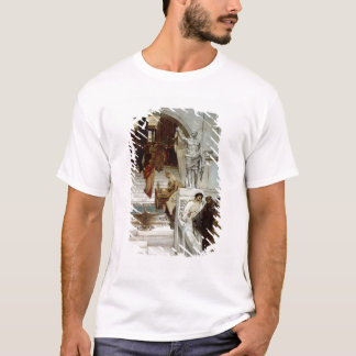 Alma-Tadema | An Audience at Agrippa's, 1875 T-Shirt