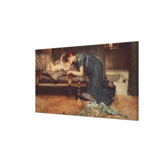 Alma-Tadema | An Earthly Paradise, 1891 Canvas Print