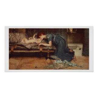 Alma-Tadema | An Earthly Paradise, 1891 Poster