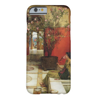 Alma-Tadema | An Oleander, 1882 Barely There iPhone 6 Case