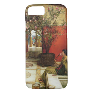 Alma-Tadema | An Oleander, 1882 iPhone 8/7 Case