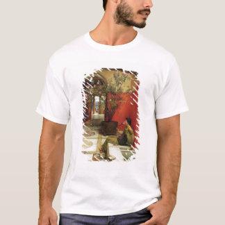 Alma-Tadema | An Oleander, 1882 T-Shirt