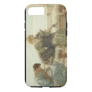 Alma-Tadema | Ask me no more, 1886 iPhone 8/7 Case