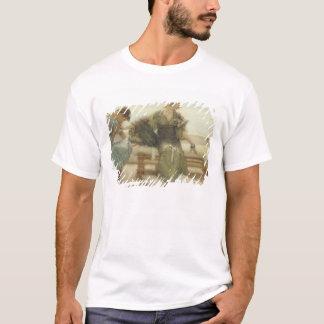 Alma-Tadema | Ask me no more, 1886 T-Shirt