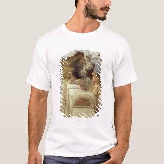 Alma-Tadema | At Aphrodite's Cradle, 1908 T-Shirt