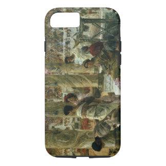 Alma-Tadema | Caracalla and Geta, 1907 iPhone 7 Case