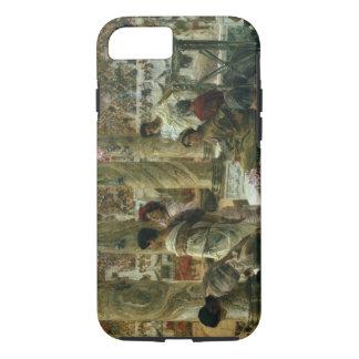 Alma-Tadema | Caracalla and Geta, 1907 iPhone 8/7 Case