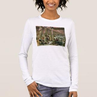 Alma-Tadema | Caracalla and Geta, 1907 Long Sleeve T-Shirt