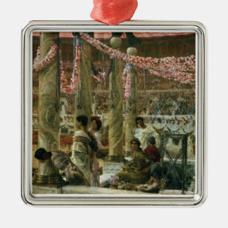 Alma-Tadema | Caracalla and Geta, 1907 Metal Ornament