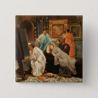 Alma-Tadema | Collector at the Time of Augustus Button
