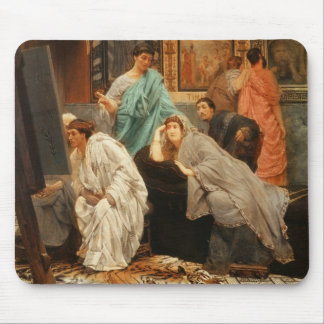 Alma-Tadema | Collector at the Time of Augustus Mouse Pad