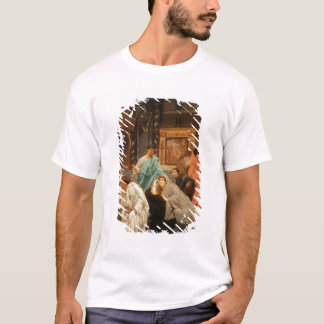 Alma-Tadema | Collector at the Time of Augustus T-Shirt