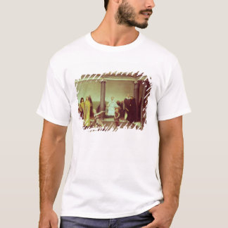 Alma-Tadema | Education of Children of Clothilde T-Shirt