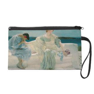 Alma-Tadema el | me pregunta no más, 1906