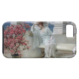 Alma-Tadema | Her eyes are with her thoughts� iPhone SE/5/5s Case