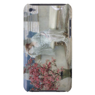 Alma-Tadema | Her eyes are with her thoughts� iPod Touch Case